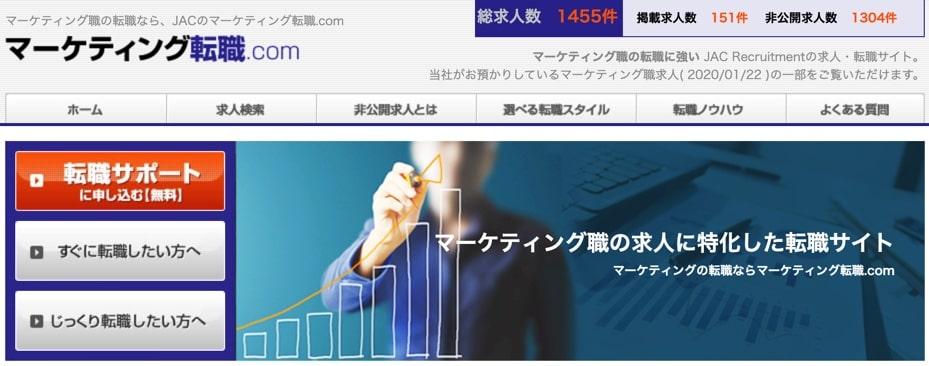 マーケティング転職.com